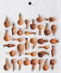 Spoon shape Ideas
