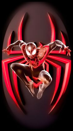 Miles Morales, Spiderman, Fictional Characters, Art, Movies, Spider Man, Art Background, Kunst, Performing Arts