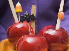 Glasierte Äpfel