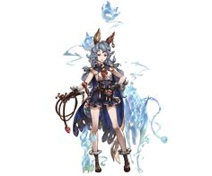 Tags: Official Art, Cover Image, Cygames, Granblue Fantasy, Ferry (Granblue Fantasy), Minaba Hideo