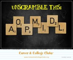Unscramble this word!
