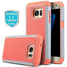Neo Generation Samsung Galaxy S7 G9300 Shockproof protective cover case (Grey + Orange) Neo Generation http://www.amazon.com/dp/B01DHICBB2/ref=cm_sw_r_pi_dp_jHC-wb0YD3DSR