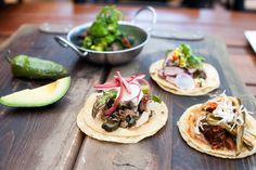 Tacos for everyone! Centro in Boulder.  Also, don't forget to try the drinks!