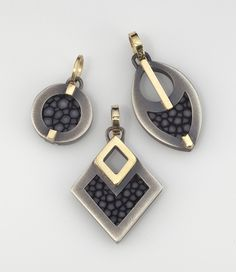 Megan Clark, ACC Charm, American Craft Council Charm Collection #accshow #acccharm #jewelry