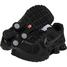 Nike Shox Turbo +12...mine have blue shox but they look just like this!! And I love them!!