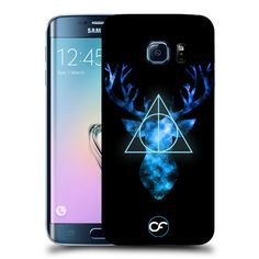 Case Fun Harry Potter Patronus Stag Hard Case for Samsung Galaxy S6 Edge  #iphonecase #samsungcase #samsung #mycasefun #casefun #iphone