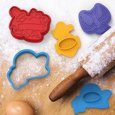 Too cute cookie cutters. TOUGH COOKIES COOKIE CUTTERS