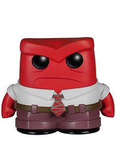FunKo POP Disney Pixar Inside Out - Anger Toy Figure