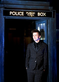 Doctor Who ~ David Tennant/Ten ~ That suit!