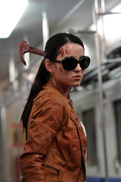 Still of Julie Estelle in The Raid 2: Berandal (2014)