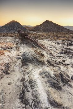 Tabernas desert. Almeria SPAIN