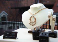 """AL CORO's """"Mezzaluna"""" collection, presented at an exclusive press event in Munich"""