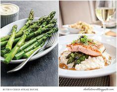 Ruth's Chris Steak House   Holy City Honeymoon   Charlestonly.com