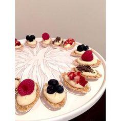@sweettreatsbyalanna Instagram profile - Pikore Cheesecake, Deserts, Spoons, Profile, Instagram, Food, User Profile, Cheesecakes, Essen