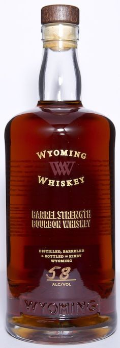 We interviewed Wyoming #Whiskey Co-Founder David DeFazio about the distillery's new Barrel Strength #Bourbon.