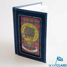 Clan Crest Notebook
