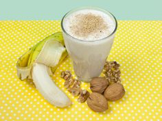 Walnut and Banana Smoothie Recipe | Serious Eats
