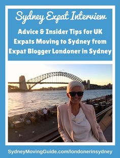 Advice and Insider Tips for UK Expats Moving to Sydney from Expat Blogger Londoner in Sydney