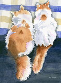 #cats  A Tail Of Two #Kitties by Marsha Elliott