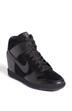 Nike  Dunk Sky Hi  Wedge Sneaker (Women)  4a442da7252b