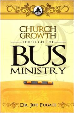 Fugate shares the lessons learned from decades of successful bus ministry. You will find ways to avoid pitfalls that have damaged bus ministries, and also find help on how to recover if these pitfalls have already been experienced. Church Ministry, Youth Ministry, Ministry Ideas, Sunday School Teacher, Sunday School Lessons, Church Outreach, Kids Church, Church Office, Church Ideas