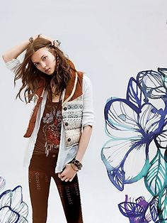 Corduroy Sweater Vest  http://www.freepeople.com/july-catalog-sneak-preview/cord-sweater-vest/ for Sojourn
