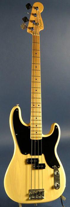 Fender 60th Anniversary Precision Bass 2011