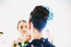 Final touches on MOTB  // Midlands wedding photographer