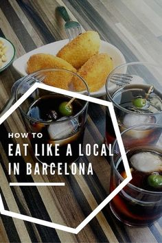 We're all about doing things like the locals do! And when it comes to eating like the locals do in Barcelona, well, we're the experts! Read our tips on how to eat like a local in Barcelona!