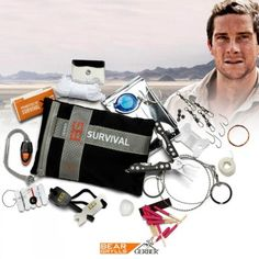 Awesome Bear Grylls Survival Kits
