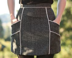 A Line Skirt Pattern Free