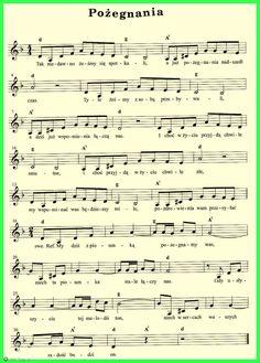 Kliknij aby przejść do następnego Music Notes, Flute, Piano, Sheet Music, It Works, Folk, Music Instruments, Music Education, Songs