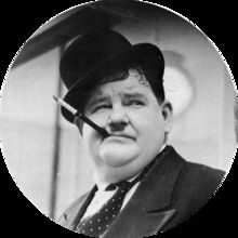 Oliver Hardy (Of Laurel and Hardy), Actor, Solomon Lodge No. 20, Florida