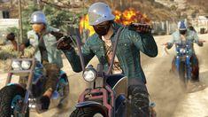 Rockstar Games Social Club - GTA Online: Bikers Now Available