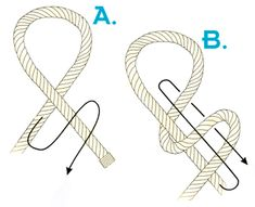 Japanese success knot AB