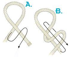 Japanese success knot AB
