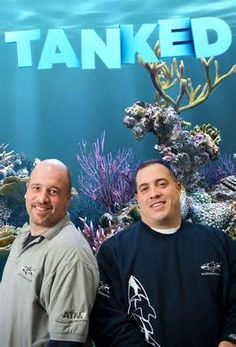 tanked tv show -