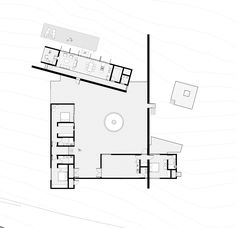 Casa Huizache For this project, six options were analyzed at the schematic design level that sought to control the wind that comes from the northeast and that occurs in the first months of the year with greater intensity, the sun and the quality of light that enters the building, as well as its cost, energy, and specific operating expenses. PAUL CREMOUX studio Schematic Design, Human Condition, Months In A Year, Building Design, Floor Plans, Sun, Studio, House, Home