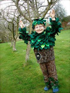 Simple Tree Costume