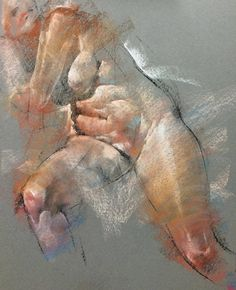 Contemporary artist George Dawnay. Не spent four years at the Florence Academy and a few in London, and traveled around Europe restoring frescoes. Dawnay now lives and works in California