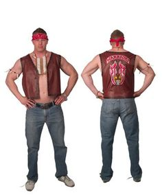The Warriors Deluxe Adult Vest for Costume size XL Reviews