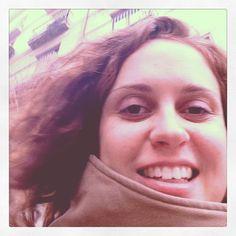 Sonrisa de viernes para #cadenadesonrisas - @montsecarrasco- #webstagram