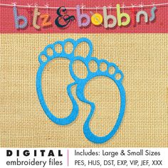 Digital Embroidery Design Stitching Ideas: onesie, baby blanket, burp cloth, maternity shirt  INSTANT DOWNLOAD DIGITAL FILE: Includes PDF color