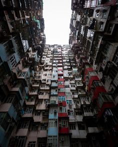 Taken by Callum Snape who is based in BC: A classic Hong Kong photo location. It's easy to see why people are drawn to this place because it depicts exactly how you feel walking around the city here. Dwarfed. Overwhelmed. Insignificant. #wonder #secondfavouritesnape