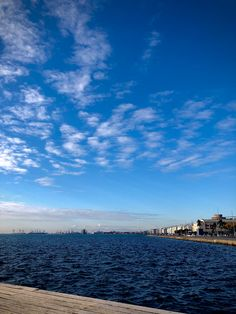Thessaloniki, Clouds, Beach, Water, Outdoor, Water Water, Outdoors, Seaside, Outdoor Games