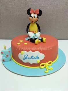 Julieta's Minnie Cake Minnie da Julieta