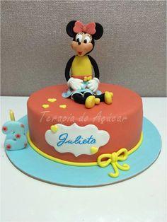 Julieta's Minnie Cake Minnie da Julieta