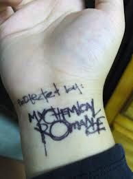 Protected by: My Chemical Romance this is brilliant! I must get it!