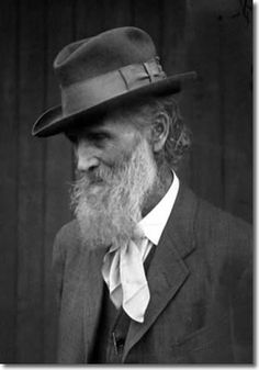 04c7250156b22 His wilderness preservation activism helped save Yosemite Valley and  Sequoia National Park. Founder of the Sierra Club.