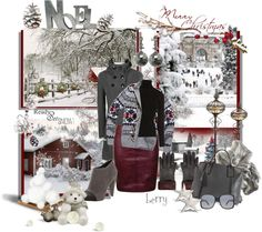 """""""Ready... Set... Snow!"""" by berry1975 ❤ liked on Polyvore"""